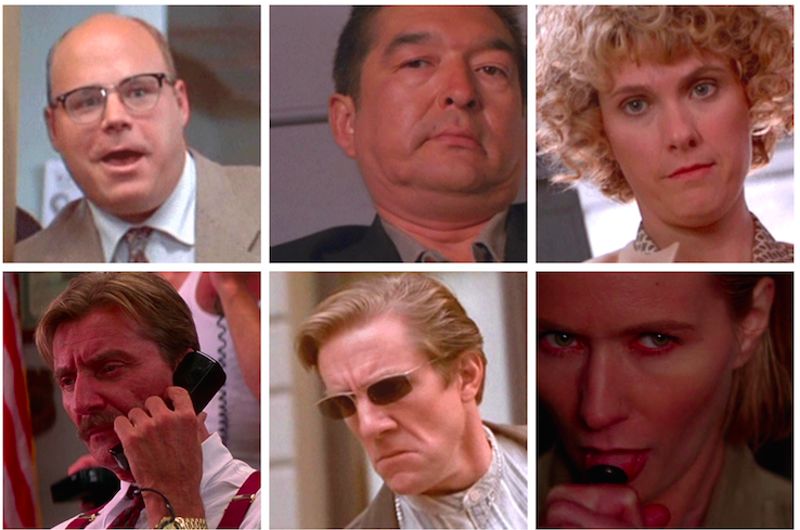 Try to name any of these characters. Go ahead, I'll wait.