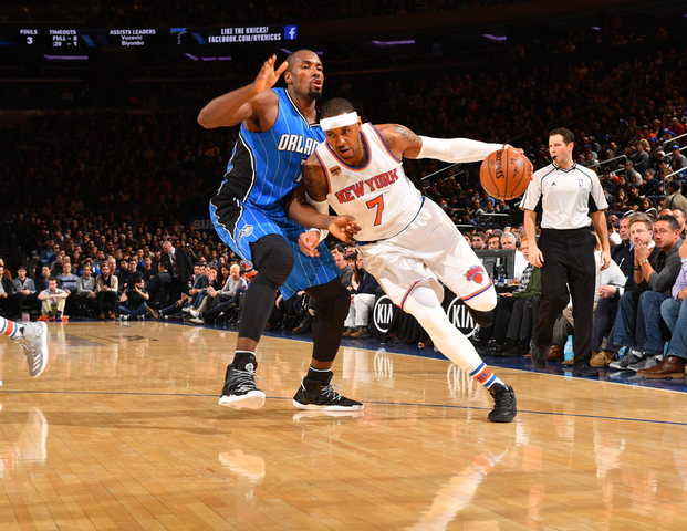 New York Knicks V Orlando Magic